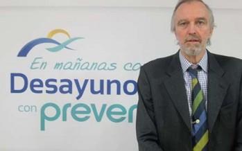 """Dr. Daniel Andía Ortiz: """"El 75% de la población entrará en contacto con el VPH a lo largo de su vida"""""""