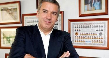 Dr. Luis Serra, catedrático de Salud Pública y Medicina Preventiva de la Universidad de Las Palmas de Gran Canaria