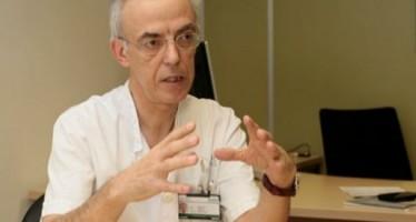 Dr. Julián Panés, Jefe del Departamento de Gastroenterología del Hospital Clínic de Barcelona