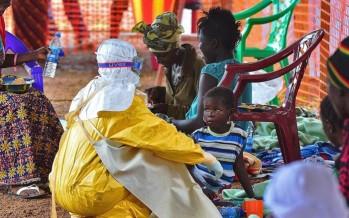 La OMS informa sobre una disminución de casos de ébola en África Occidental