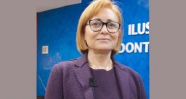 Montserrat Catalá, representante de la Junta Directiva de la Sociedad Española de Odontopediatría