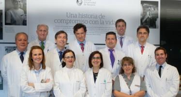 La CUN pone en marcha un ensayo innovador para combatir el tumor cerebral más agresivo