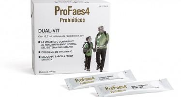 Dual-vit, el último probiótico de Faes