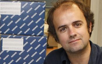 Óscar Fernández Capetillo, Premio Constantes y Vitales