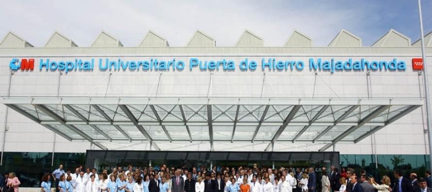 EL Hospital Puerta de Hierro implanta su primer marcapasos sin cables