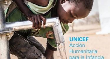 UNICEF denuncia que 43 millones de niños necesitan ayuda de emergencia