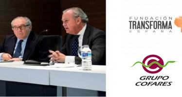 """Cofares participa en la iniciativa """"Compartiendo talento"""""""