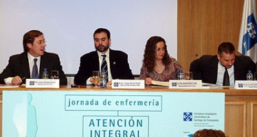 Jorge Aboal Viñas, Director General de Asistencia Sanitaria del Sergas