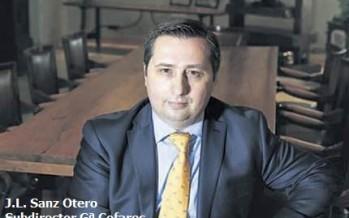 """J.L. Sanz Otero:""""La mitad de las farmacias son deficitarias por los recortes"""""""