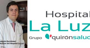 """Clínica La Luz cambia de nombre a """"Hospital La Luz"""""""
