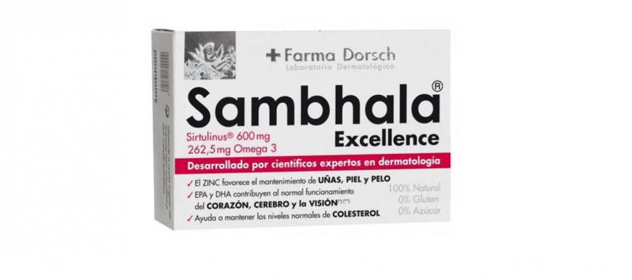 Sambhala, el complemento antienvejecimiento de Farma Dorsch