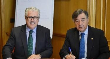 El COF de Madrid y Bancofar renuevan el Convenio financiero