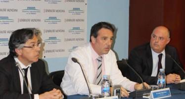 Javier Palau estrena cargo como Director Gerente del departamento de salud de La Ribera