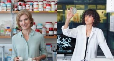 """Jennifer Doudna y Emmanuelle Charpentier y el """"corta y pega genético"""""""