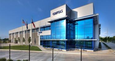 Grifols abrirá en EE.UU una nueva planta de producción