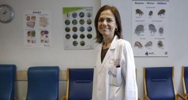 """L. Rico: """"La vacuna para la picadura de avispa común es también efectiva contra la de la velutina"""""""