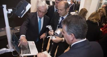 Sánchez Martos visita Expodental