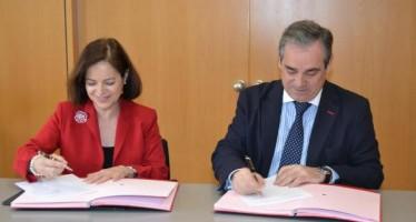 El CGCOF y Grupo Senda firman un acuerdo de colaboración