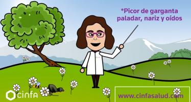 Las recomendaciones de Cinfa para prevenir los síntomas de la alergia