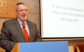 """J. Castillo: """"Hoy el Ictus es una emergencia médica tratable, y hace no mucho era una desgracia"""""""