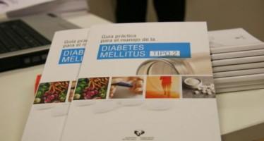 El COF de Álava acoge la presentación de una guía para el manejo de la diabetes tipo 2