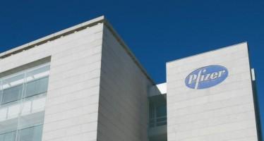 Pfizer, lider en venta de medicamentos para 2017