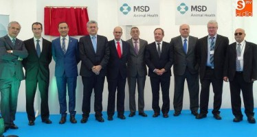 MSD Animal Health amplía sus instalaciones en Salamanca