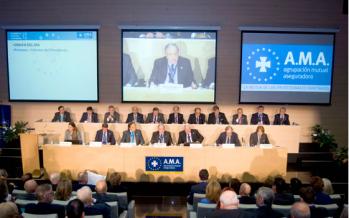 A.M.A. celebra su Asamblea con resultados positivos en 2015