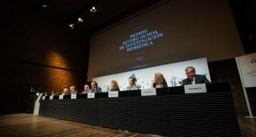 El doctor Valentín Fuster recibe el Premio Severo Ochoa