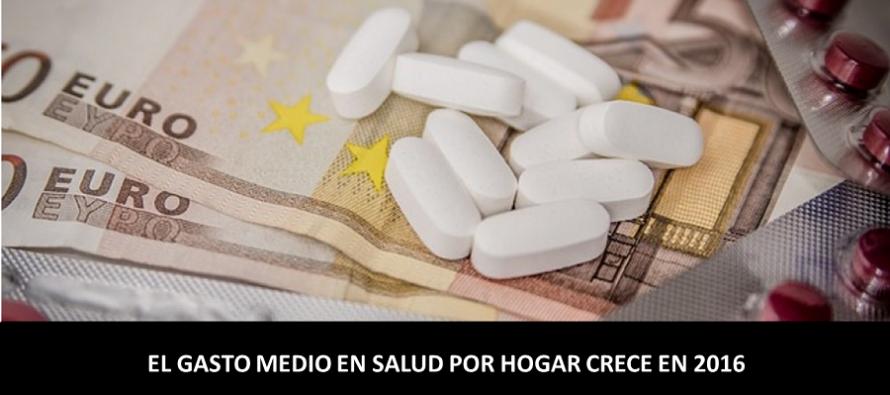 El gasto farmacéutico crece en noviembre en un 3,1%