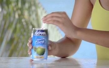 Goya, la evolución de la empresa del Agua de Coco