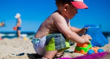 Decálogo para disfrutar del sol con los más pequeños