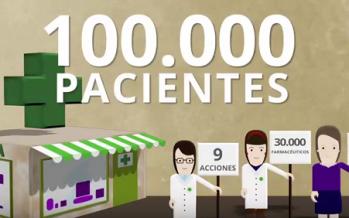 Diez años del Plan Estratégico Atención Farmacéutica 2002-2012