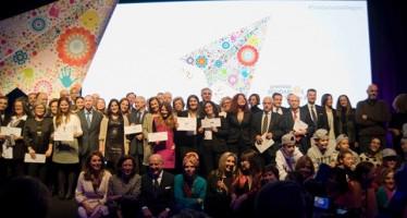 La Fundación A.M.A. entrega los premios Mutualista Solidario