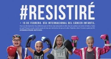 """""""Resistiré"""", la canción que lucha contra el cáncer infantil"""