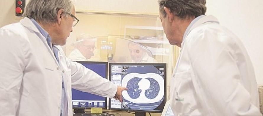 La detección precoz de cáncer de pulmón reduce la mortalidad en dos de cada diez pacientes
