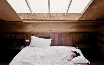 Los horarios de dormir de los españoles