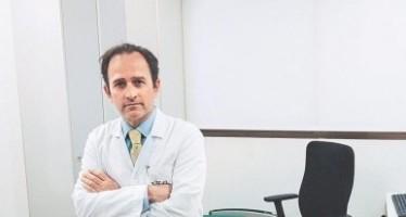 José Rubio, Jefe del Servicio de Urología del Instituto Valenciano de Oncología (IVO)