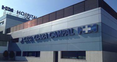 HM Clara Campal destaca en la atención contra el cáncer