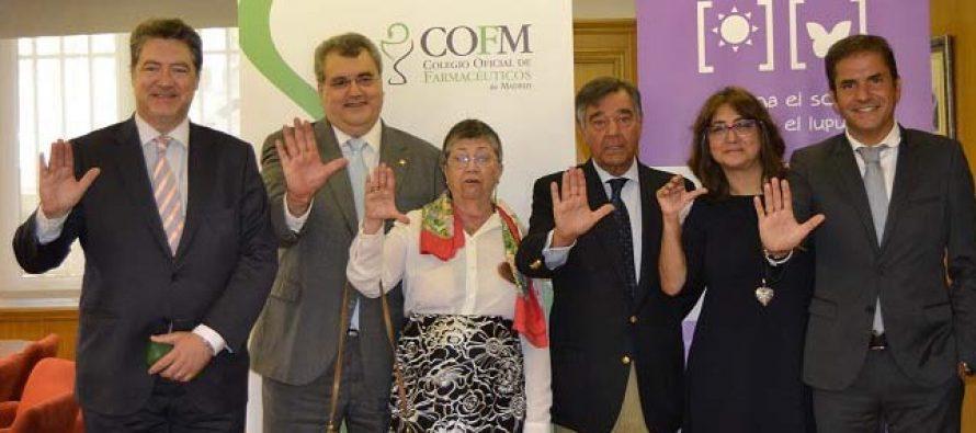 Las farmacias madrileñas se suman a 'Frena el sol, frena el lupus'