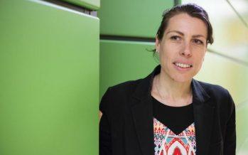 Peggy Baudouin-Cornu, responsable del Plan de Medicina Genómica francés