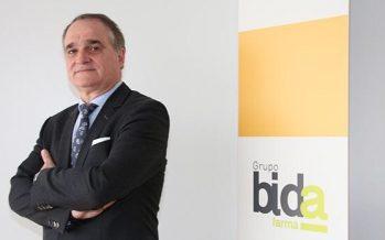 Antonio Mingorance, presidente de Bidafarma