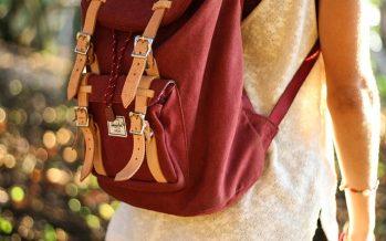 Demasiado peso en las mochilas de los escolares