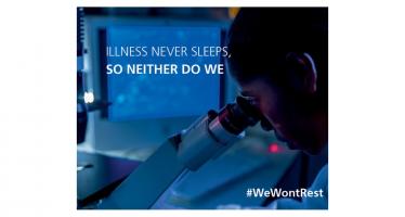 #WeWontRest, el compromiso de los profesionales de las farmacéuticas con los pacientes