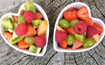 Fruta y verdura frenan el declive de la función pulmonar
