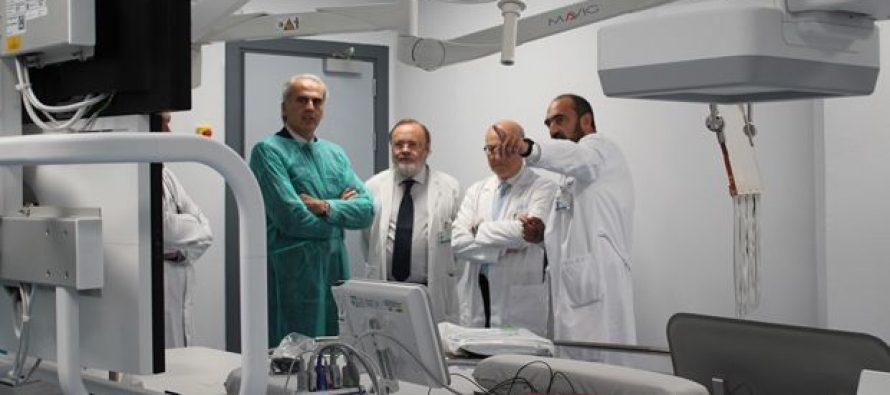 Nueva sala de Cardiología Intervencionista inaugurada en La Paz