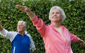 El ejercicio terapéutico, clave en personas mayores