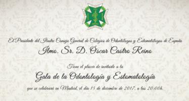Gala de odontología  y estomatología