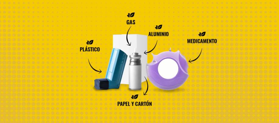 Campaña de SEPAR para el reciclaje de inhaladores