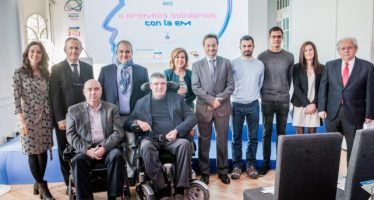 II Premios Solidarios Con la Esclerosis Múltiple